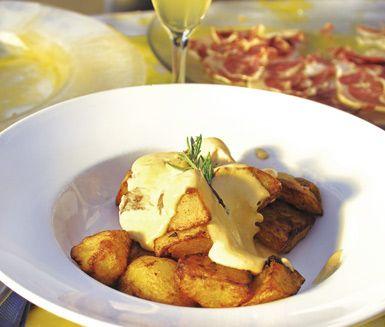 Recept: Patatas Bravas