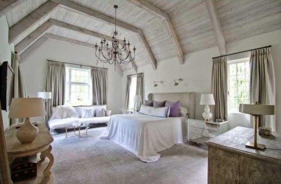 36 Rustic Barns Bedroom Design Ideas