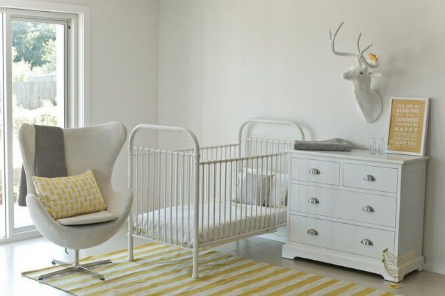 Incy Interiors Iron Cot - White from http://www.thebabycloset.com.au/cots-bassinets/incy-interiors-iron-cot--white