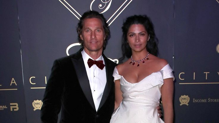 At the Third Annual City Gala, Matthew McConaughey was named this year's Inspirational Honoree, and when he took the stage to deliver his acceptance speech, the actor decided to pay tribute to his lovely wife, Camila Alves. Check out his sweet words! 'The biggest thing I am grateful for now in my...