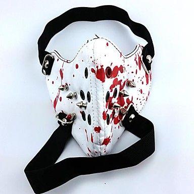 tokyo Ghoul bloederige zombie witte halloween cosplay masker – EUR € 13.63