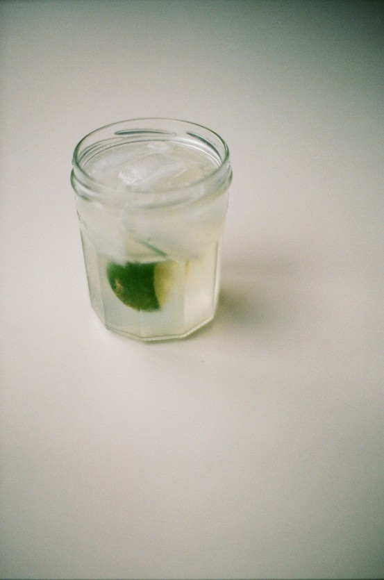 gin + tonic (not without salt blog)