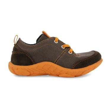 Check out the Cameron from Umi Shoes. So cute! And perfect for growing, little feet. http://www.umishoes.com