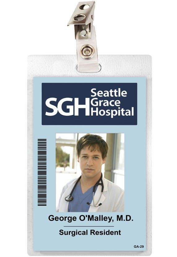 Halloween 2020 Expedite Meme Grey's Anatomy GEORGE O'MALLEY Seattle Grace Hospital | Etsy in