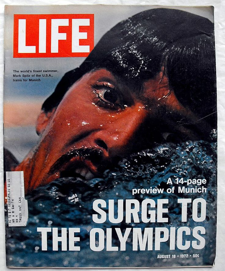 munich olympics mark spitz swimming east german olympians 1972 life magazine