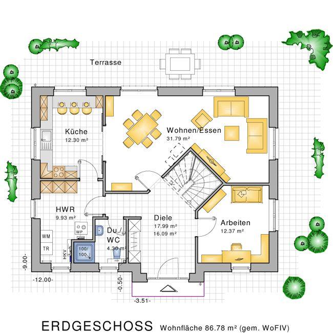 Familienhäuser für eine oder mehrere Generationen unter einem Dach - Bauunternehmen Nagelbau GmbH