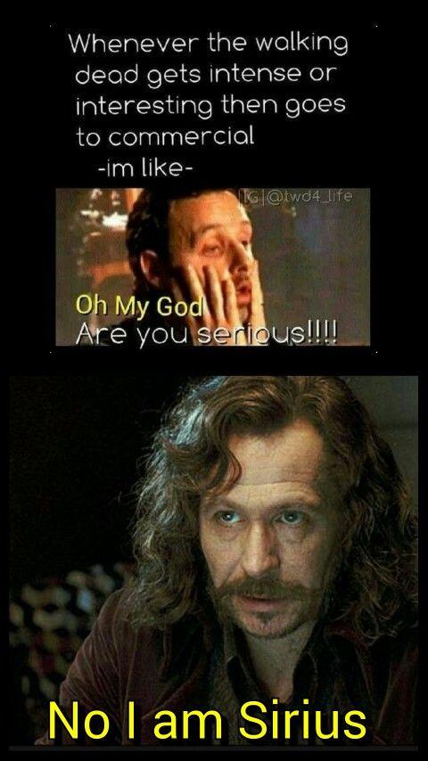 Sirius is serious