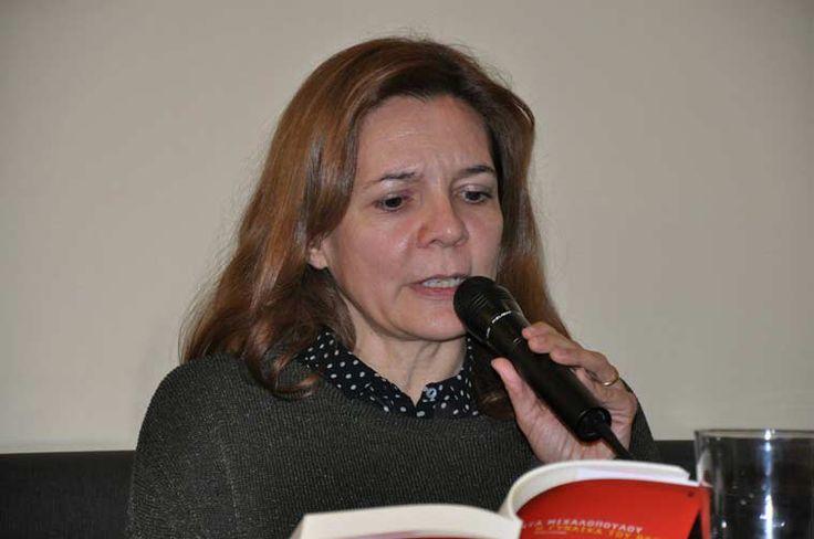 """""""Η γυναίκα του Θεού"""" της Αμάντας Μιχαλοπούλου, στο BookTalks"""