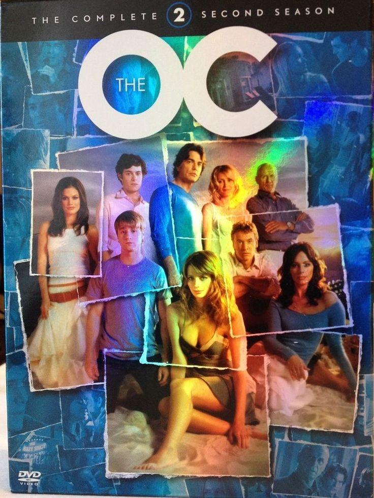 The OC Complete Season Two - Seven DVD Set - Orange County, California