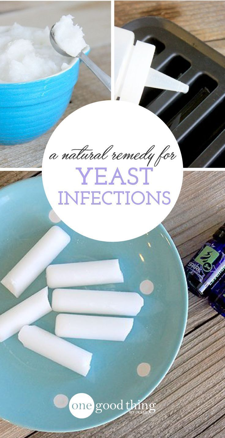 A safe, natural remedy for yeast infections. #naturalremedies #essentialoils
