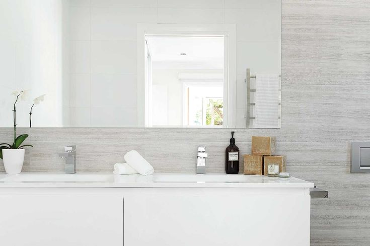 Bathroom styling: interior designers use these 4 tips