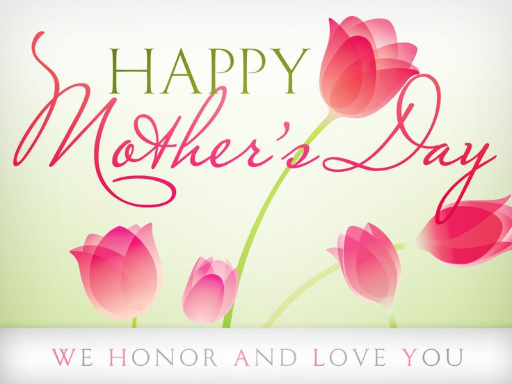 We would like to wish everyone a fun filled safe Mother's Day Weekend. Remember to hug the woman in your life......♥♥