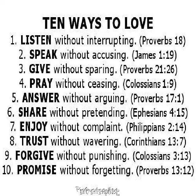 Not sure how to love people who are difficult to love? Here are some ideas: