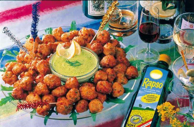 """Warzywne """"pączuszki"""" z ziołowym majonezem http://www.vog.pl/pdf/3.Warzywne_paczuszki.pdf #przepis #pycha #delicious #food #good #recipe #foodporn #omnomnom #yummi #tasty #photooftheday #pickoftheday"""