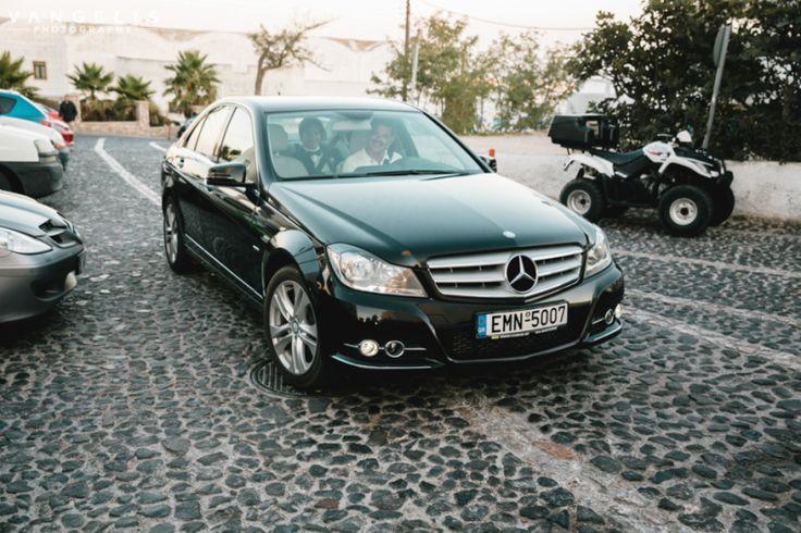 #Mercedes #C-class #Weddind #Day