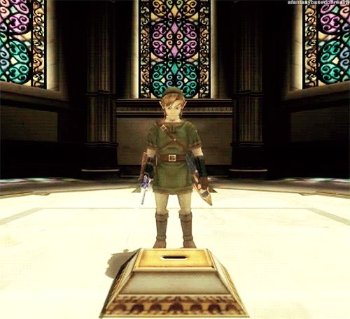 Twilight Princess. First Zelda game I ever played. Thanks to my mother's best friend for borrowing me it.