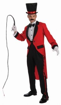 Browse Ring master Mens Circus Costume | Canada's Halloween Costume Shop