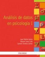 Botella Ausina J. Análisis de datos en psicología I #Estadística #Psicología #elibrosUSAL