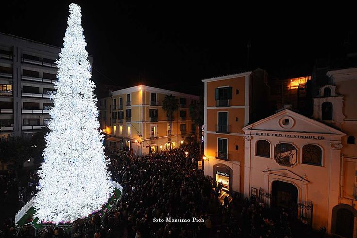 #Artist's Lights, has become a very well acclaimed contemporary art exhibition and it takes place in Salerno. #Italy