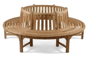 Full round tree seat 220cm