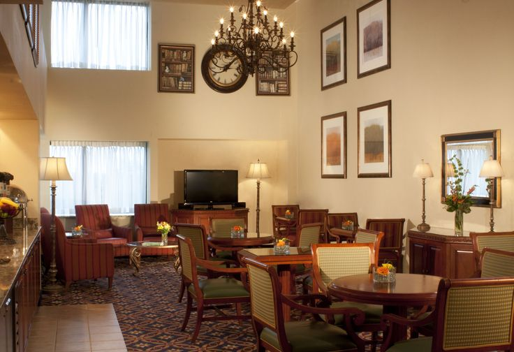 Marriott at Research Triangle Park - Concierge Lounge