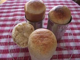 Tanulj meg sütni!: Konzervdobozban sült kenyér alaptésztából