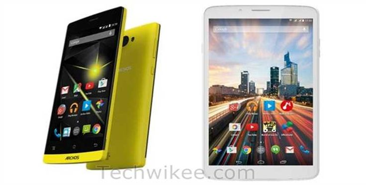Archos bringing 4G tablets and smartphones to CES