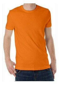 Kaos Polos O'neck Untuk Pria dan Wanita