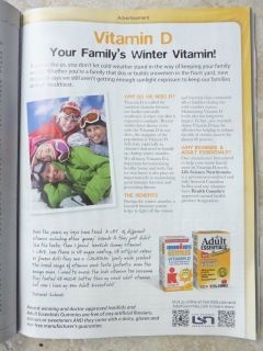 Today's Parent ad for Iron-Kids Gummies