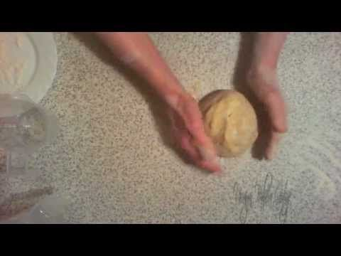 Ciasto Kruche - sposób przygotowania - YouTube