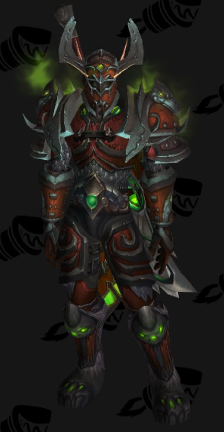 Blood Elf Paladin Transmog
