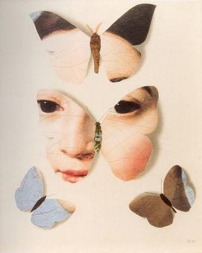 WORKS BY CZECH ARTIST JIRI KOLAR (1914-2002). art poetic wanderlust