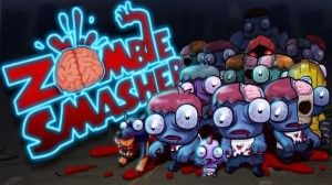 Zombie Smasher Android Game Description: Be evil smash the zombies in this game Zombie Smasher. It is one of the hilarious  fun games where you are free to kill zombies by squishing them with the fingers. In this game, the hoards of the undead rush downwards from the top of the your screen and you must stop them from reaching the bottom by tapping them
