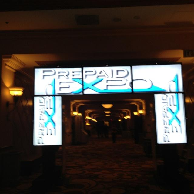 Entrance Trade Show Plexi : Video wall as an entrance unit trade show ideas
