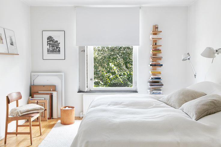 Švédský minimalistický byt v těsné blízkosti nádherného jezírka i přírody s cenovkou 12 a čtvrt milionu | Living | bydlení | WORN magazine