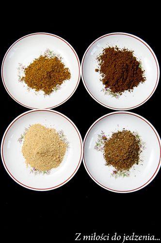 Jak zrobić domowe mieszanki przypraw domowa vegeta maggi