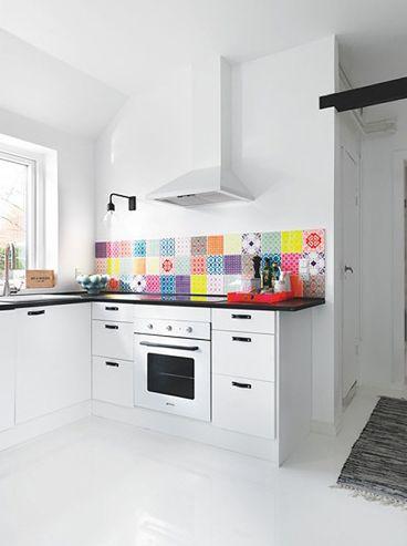15 best Cuisine images on Pinterest Tiles, Kitchens and Cuisine design - rajeunir un meuble ancien