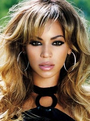 Beyonce. Oval face, curvy, long figure, smart, talented, strong. Beautiful role model. (Google Image Result for http://image.take40.com/300x400/Beyonce_artist_300x400.jpg)