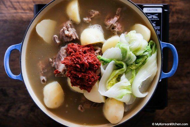 Beef, Potato, & Quinoa Soup | Katie's Kitchen Counter