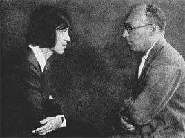 Lotte Lenya and Kurt Weill (1929)