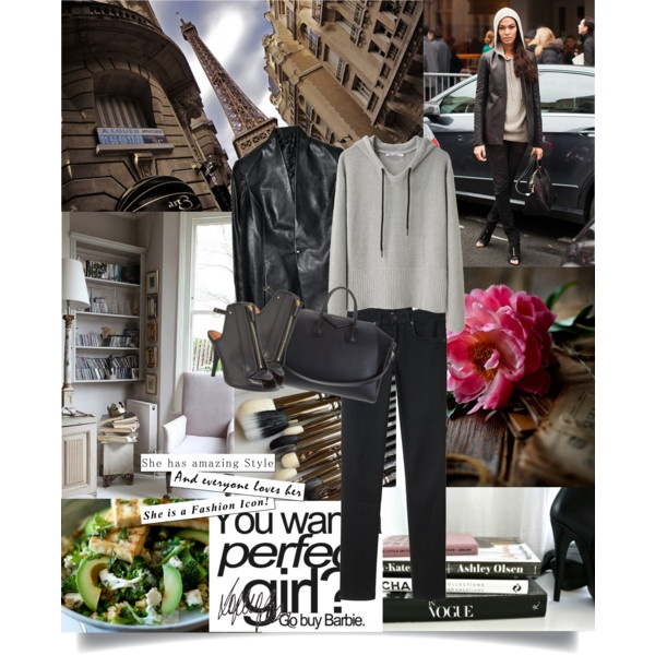 806 - Street Style : Paris by Joan Smalls -, created by mariananogueirabr: 806, Style Whore, Paris, Fashion Styles, Mariananogueirabr Polyvore Com, Ls Style, Street Styles, Apparelmi Style, Joan Smalls