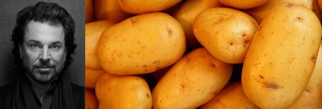 Pommes de terre nouvelles, farcies aux chanterelles | equiterre.org - Pour des choix écologiques, équitables et solidaires