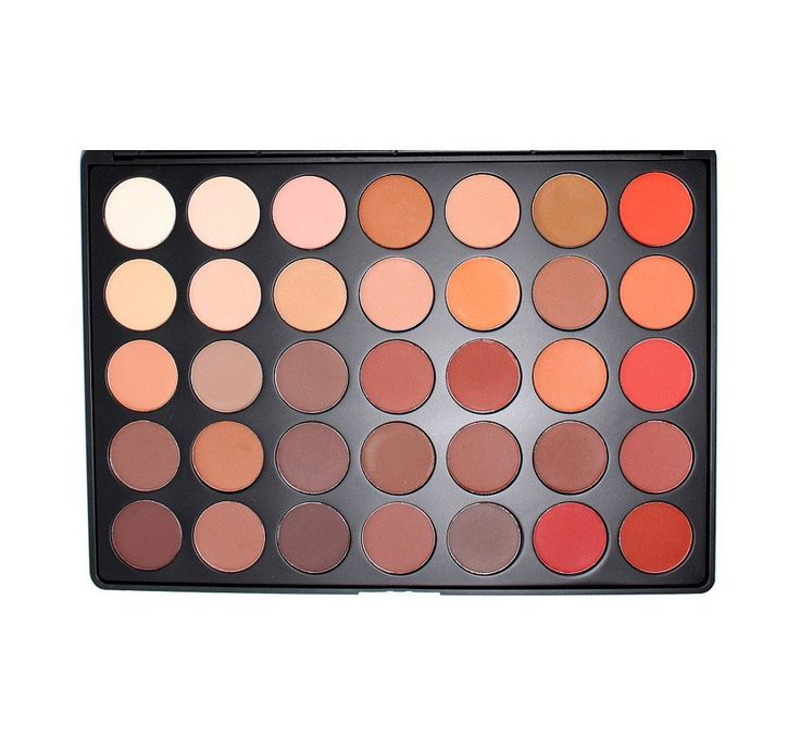 35OM - 35 COLOR MATTE NATURE GLOW EYESHADOW PALETTE