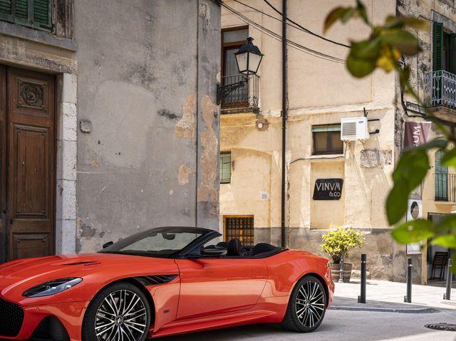 2021 Aston Martin Dbs Superleggera Review Pricing And Specs Superleggera Aston Martin Aston