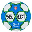 Select Beach Soccer Ball - White with Blue