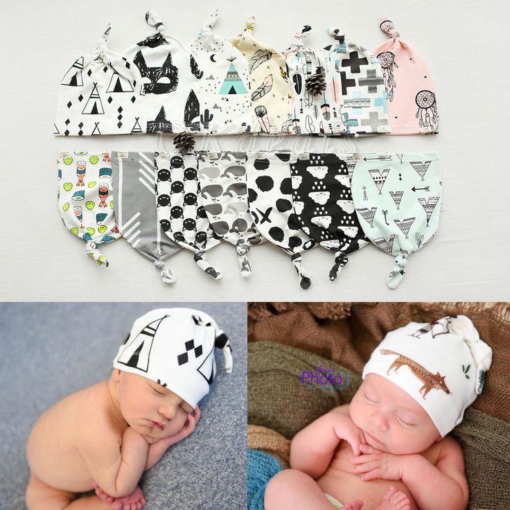 Toddler Kid Girl&Boy Hipster Baby Infant Crochet Knit Knotted Hat Beanie Cap #Unbranded #Beanie