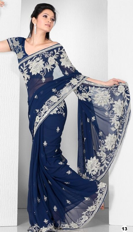 sari by Small Flower