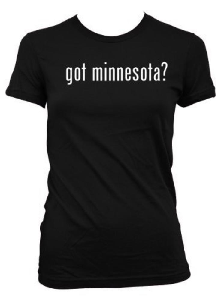 got minnesota L.A.T Misses Cut Women's T-Shirt
