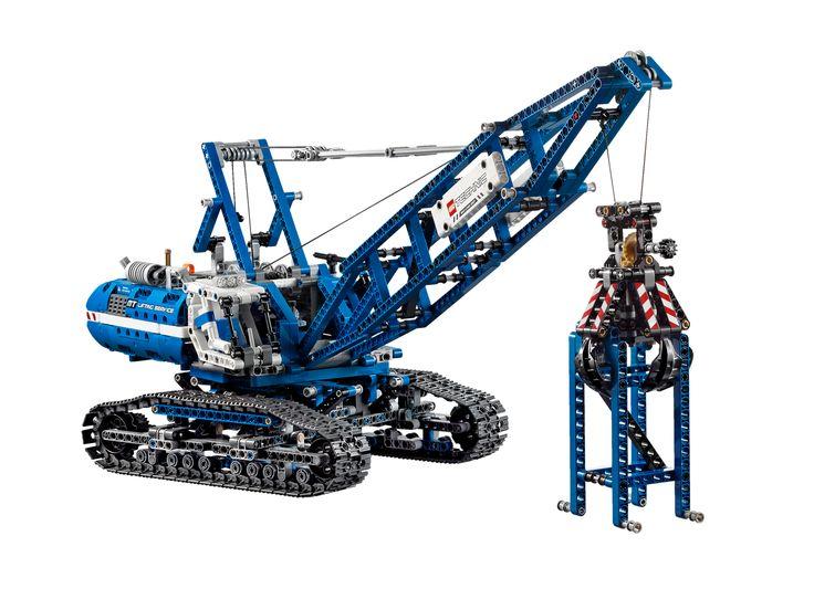 LEGO Technic Seilbagger 42042