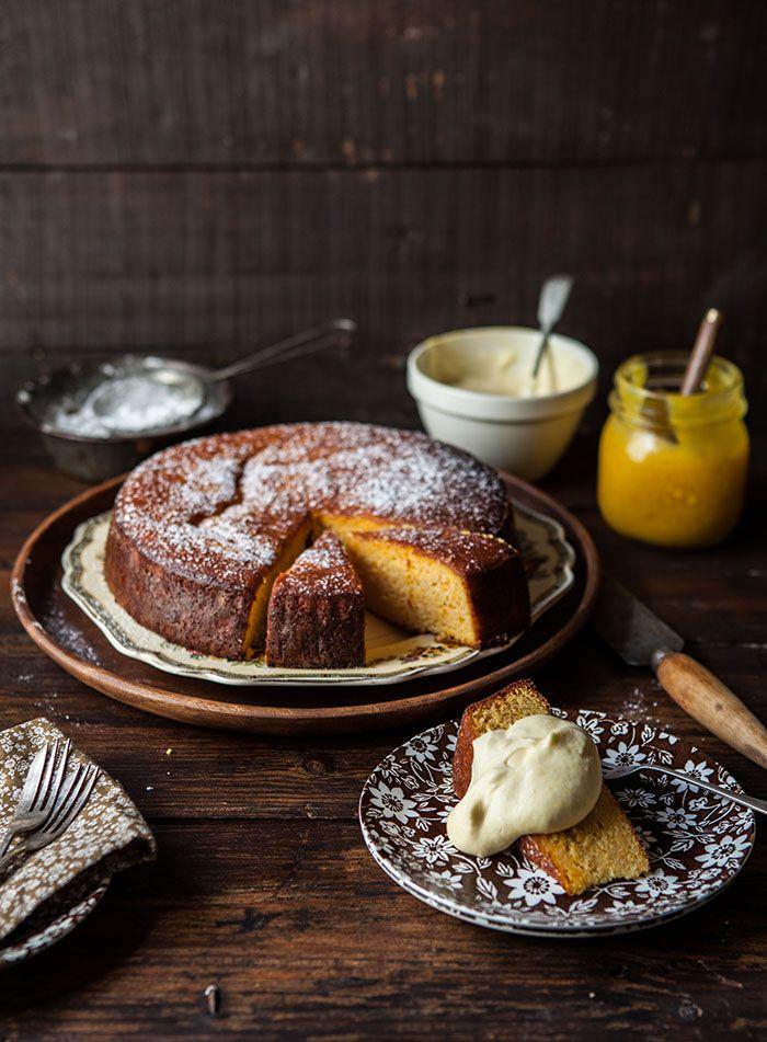 Clementine cake recipe